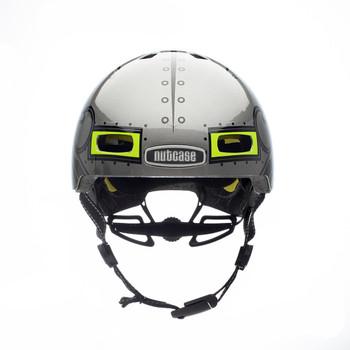 Nutcase Helmet LN20-G402 Little Nutty Robo Boy Gloss MIPS - Youth
