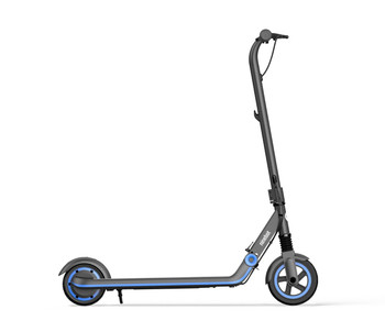 Ninebot Segway ZING E10 Big Kids Electric Kick Scooter - Dark Grey