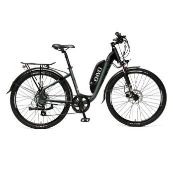 "ENVO ST - 500W 15"" Frame Step-thru Electric Bike"