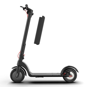 SmartKick X8 Plus 374Wh Electric Kick Scooter with Quick Removable Battery, Triple Breaks (NN)