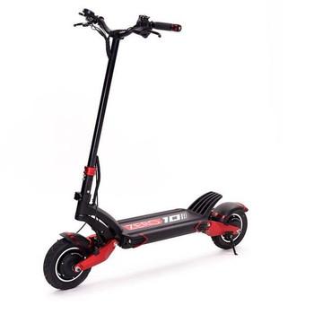 ZERO 10X 60 Dual Wheel Drive Electric Scooter - 60V 21A Battery / 2400W Motors (NN)