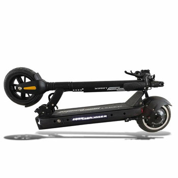 Speedway Leger Electric Scooter - 500W Motors / 748Wh Battery - Black (NN)