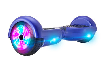 """Smartboard M1 6.5"""" Classic Hoverboard with LED Wheel - Blue (NN)"""