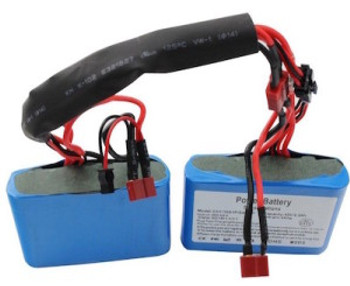 """Hoverboard Battery S2 Kids 4.5"""" Series 36V 2.2AH *UL Certified Cell*"""