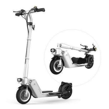 Airwheel Z5 162WH Foldable Electric Scooter (White)