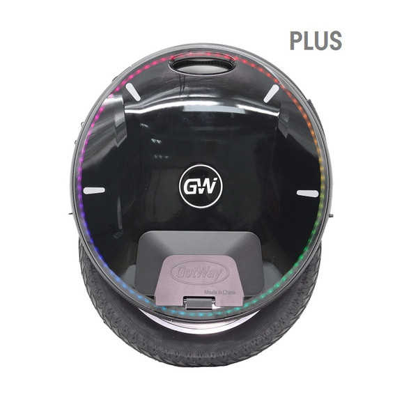 "Gotway Nikola Plus 17"" 1900W Motor Electric Unicycle"