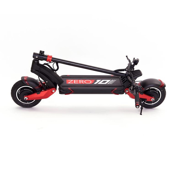 ZERO 10X 60V Dual Wheel Drive Electric Scooter - 60V 21A Battery / 2400W Motors