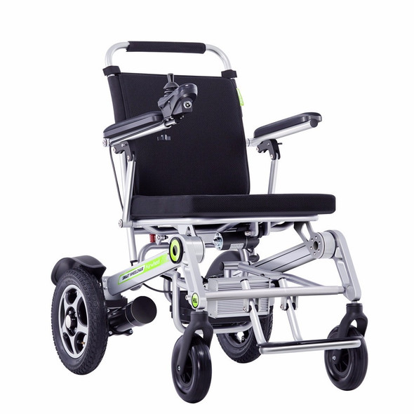 Airwheel H3T Electric Smart Self Folding Wheel Chair (Black / Silver)