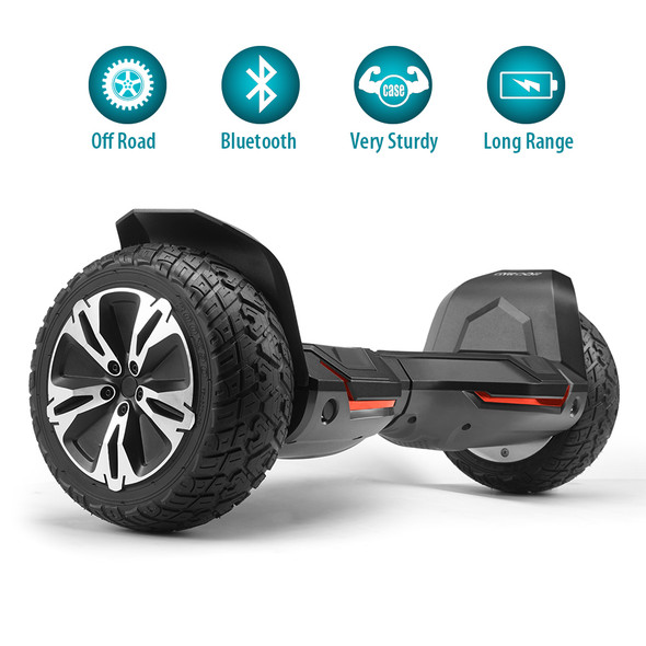 "Gyroor G2 Warrior Off-road 8.5"" Wheel Hoverboard"