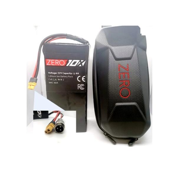 Zero External Battery Packs