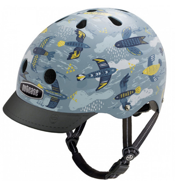 Nutcase Helmet NTG3-3039 Feathered Friends - S