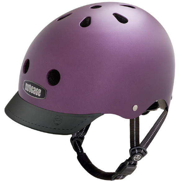 Nutcase Helmet NTG3-3033P Passion Purple Metallic Pearl Multi-Sport - S