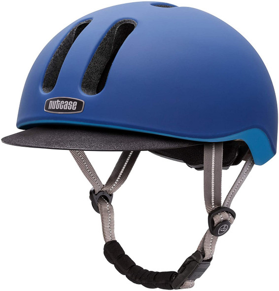 Nutcase Helmet MTRO-3005M Sapphire Matte Metroride - SM