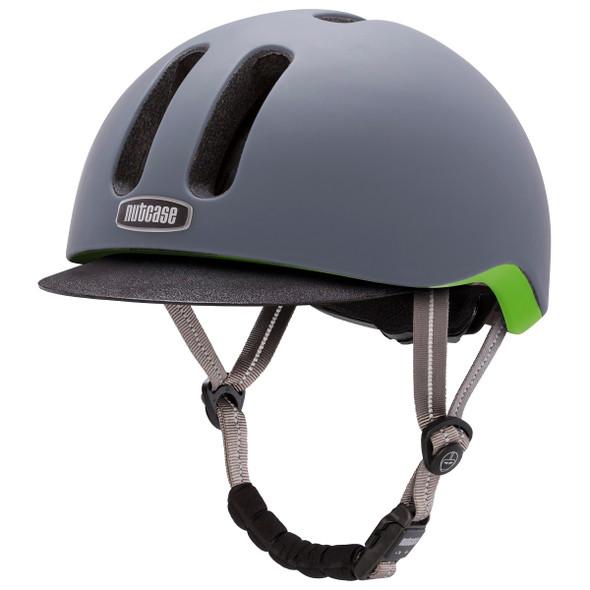 Nutcase Helmet MTRO-3004M Graphite Matte Metroride -SM