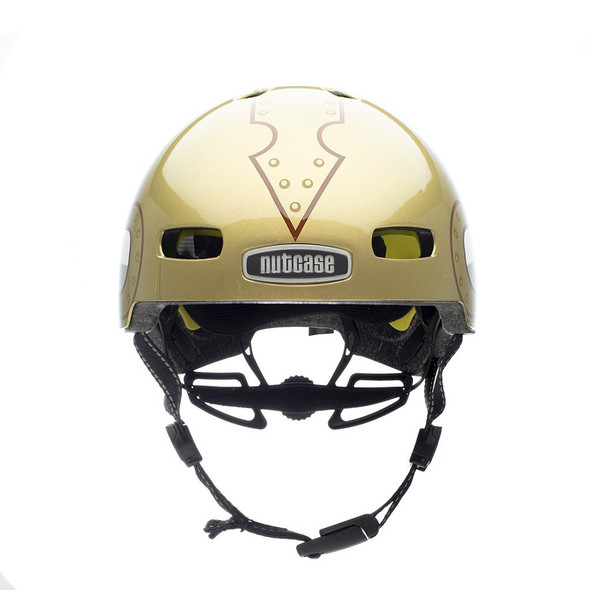 Nutcase Helmet LN20-G411 Little Nutty Vikki King Gloss MIPS - Youth