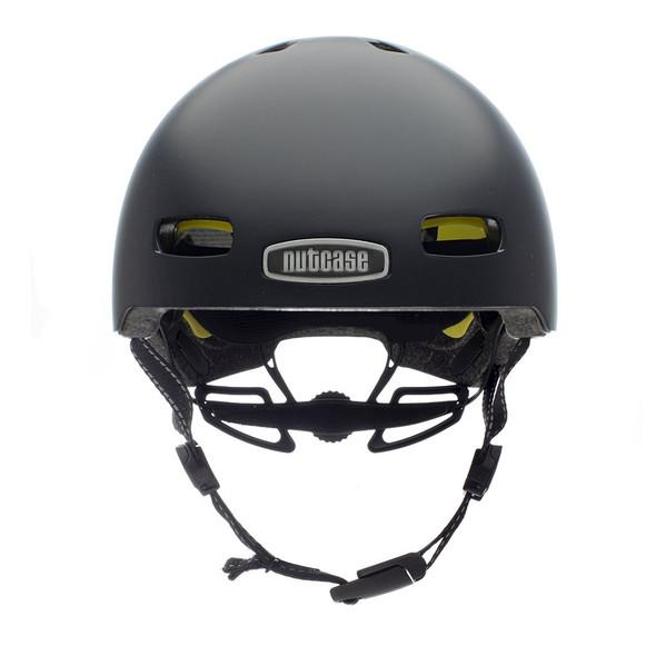 Nutcase Helmet ST20-G423 Street Onyx Solid Satin MIPS - M