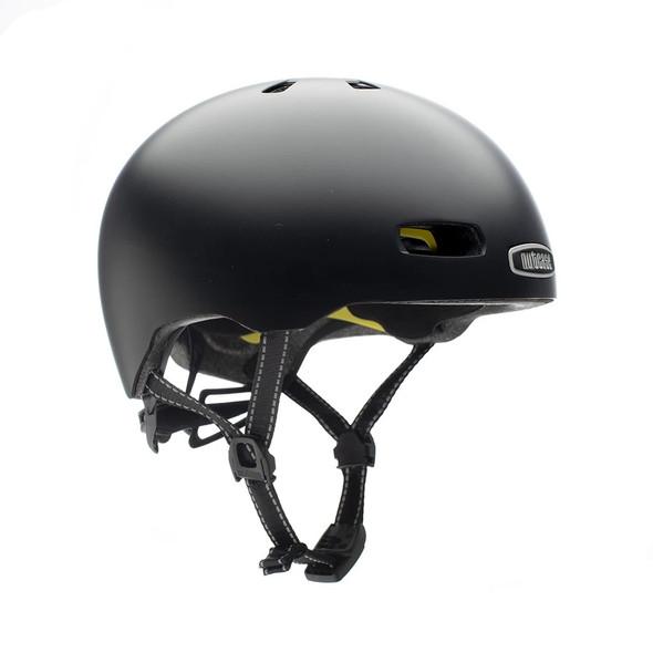 Nutcase Helmet ST20-G423 Street Onyx Solid Satin MIPS - L