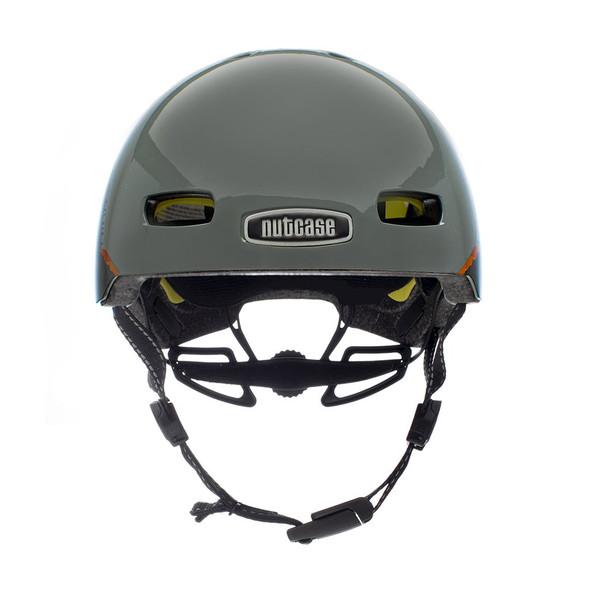 Nutcase Helmet ST20-G403 Street Mt. Hood Gloss MIPS - M