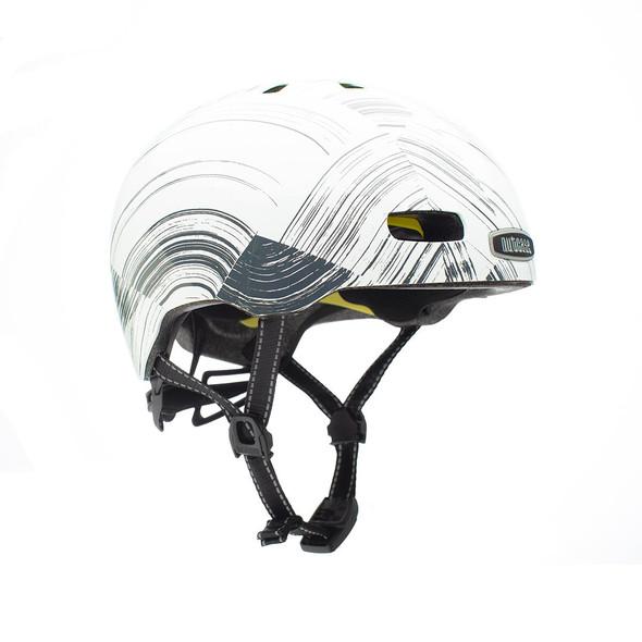 Nutcase Helmet ST20-G409 Street Granite Gloss MIPS - L