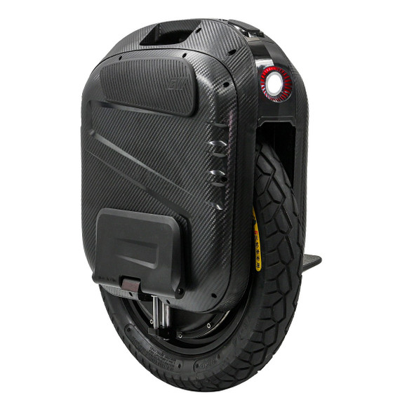 "Gotway EX 20"" 2500W Motor Suspension Electric Unicycle with 2700WH100V Battery"