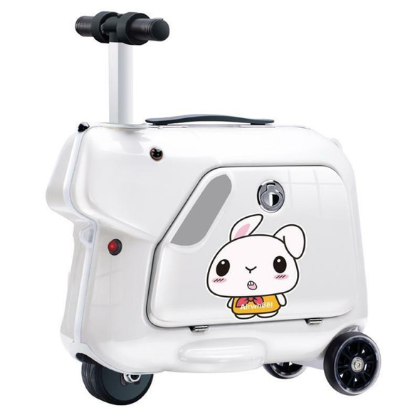 Airwheel SQ3 Kids Electric Luggage Scooter - White