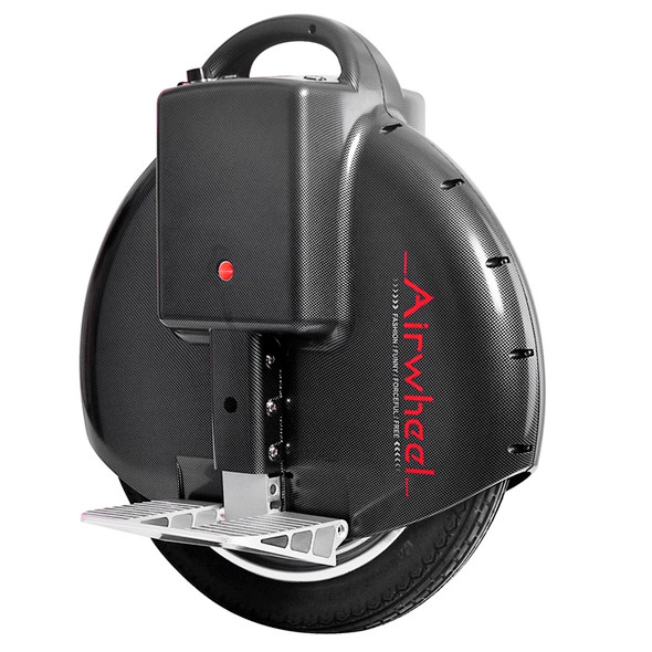 Airwheel X8+ 170WH Electric Unicycle (Carbon Black)