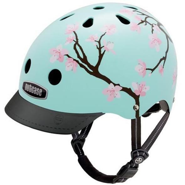 Nutcase Helmet NTG3-2156 Cherry Blossom