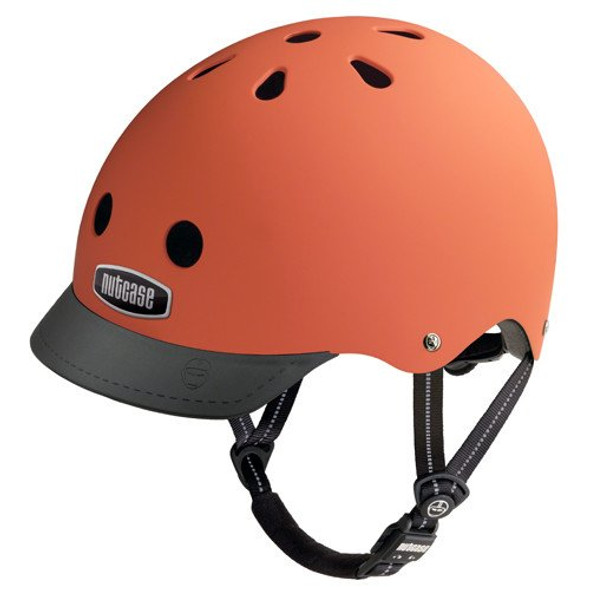 Nutcase Helmet NTG3-3009M Dutch Orange Matte