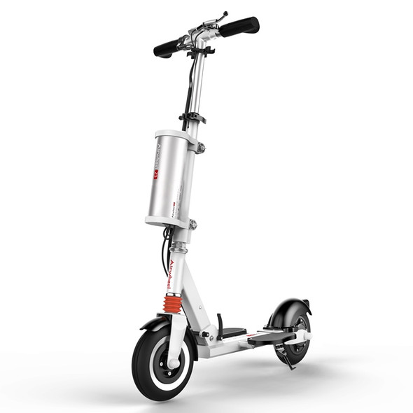 Airwheel Z3 162WH Foldable Electric Scooter (White)