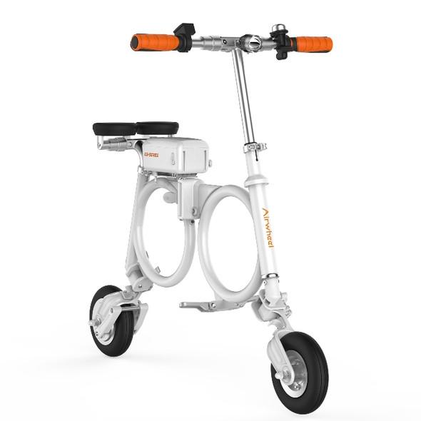 Airwheel E3 247WH Smart Foldable Backpack Bike (White)