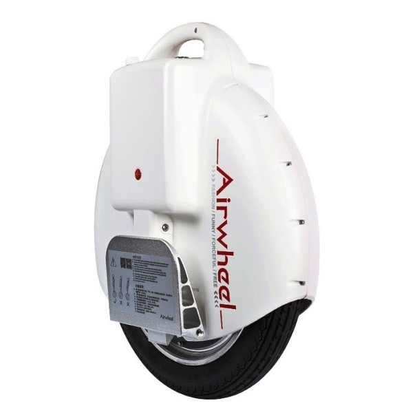 Airwheel X8+ 170WH Electric Unicycle (White)