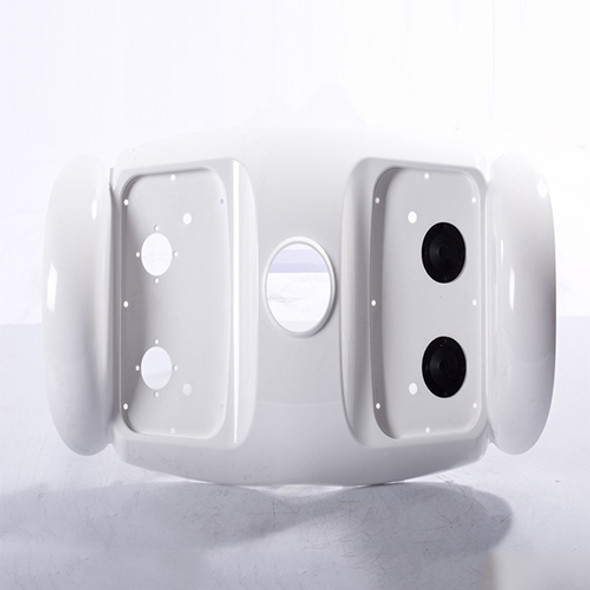 Airwheel S6 TOP CASING WHOLE SET (WHITE)