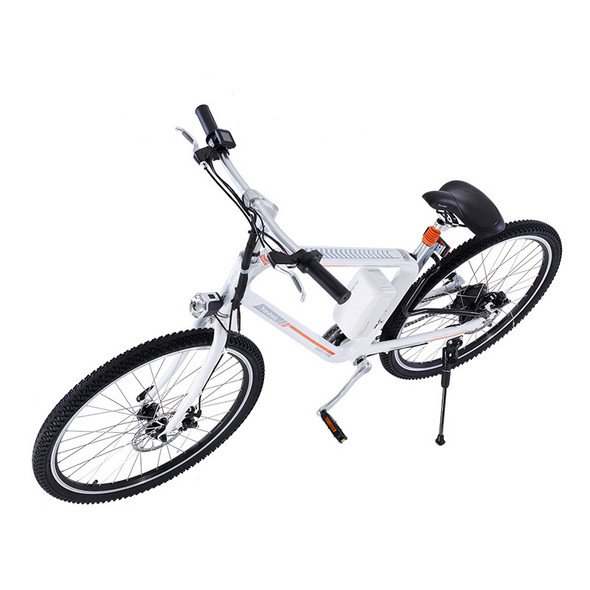 "Airwheel R8 162WH Electric 26"" Wheel Bicycle (White)"