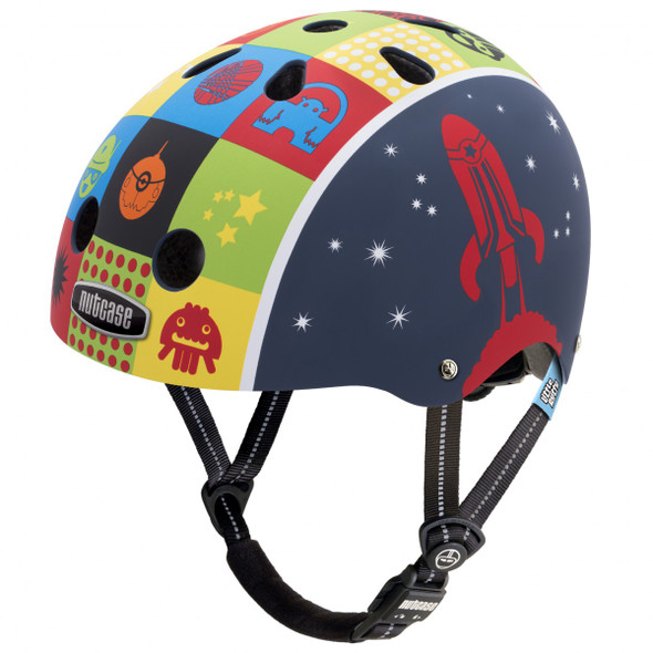 Nutcase Helmet LNG3-1100 Little Nutty  Space Cadet Matte XS