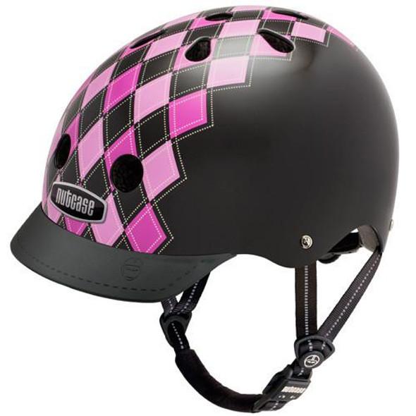 Nutcase Helmet NTG3-2141 Preppy Pink