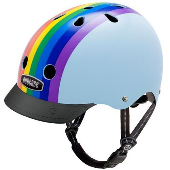 Nutcase Helmet NTG3-2160M Rainbow Sky