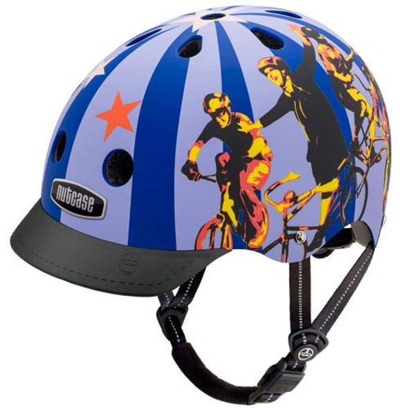 Nutcase Helmet NTG3-2163M Freakalicious Matte