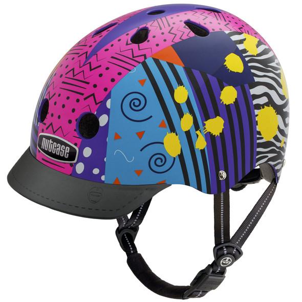 Nutcase Helmet NTG3-2168 Totally Rad