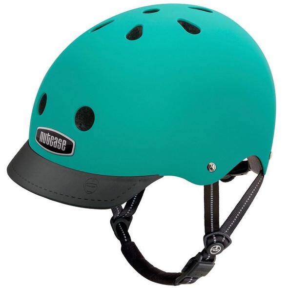 Nutcase Helmet NTG3-3030M Malachite Matte - S
