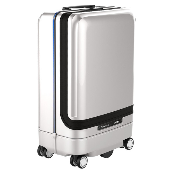 Airwheel SR5 Smart Following Suitcase (Silver)