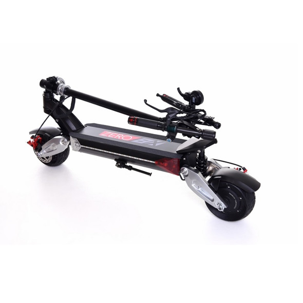 ZERO 8X Dual Wheel Drive Electric Scooter - 52V 18A Battery / 1600W