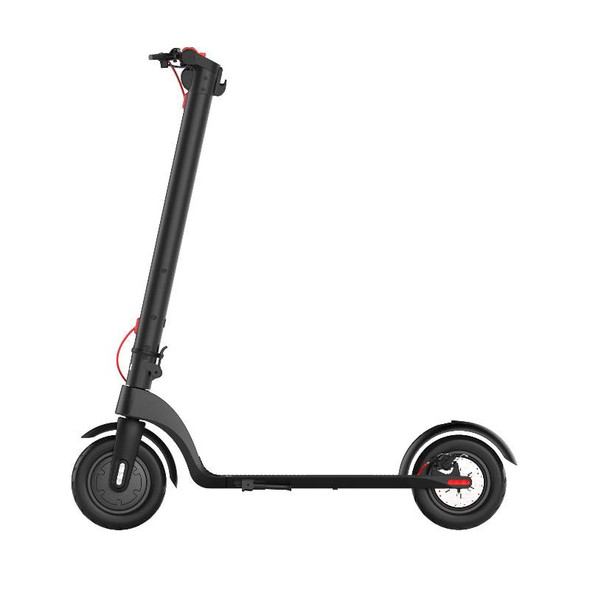 SmartKick X7 Pro 350Wh Electric Kick Scooter with Quick Removable Battery, Triple Brakes