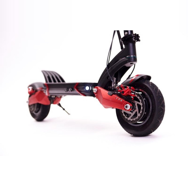 ZERO 10X 60V Dual Wheel Drive Electric Scooter - 60V 21A Battery / 2400W Motors