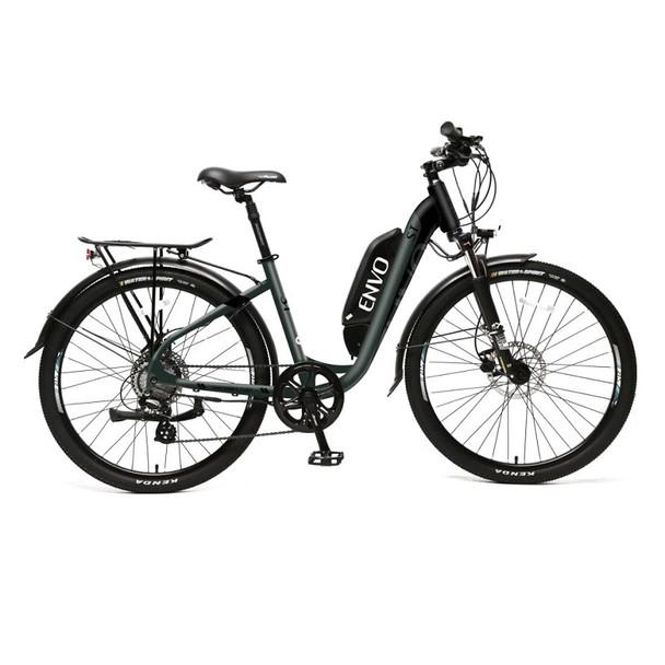 "ENVO ST - 500W 19"" Frame Step-thru Electric Bike"