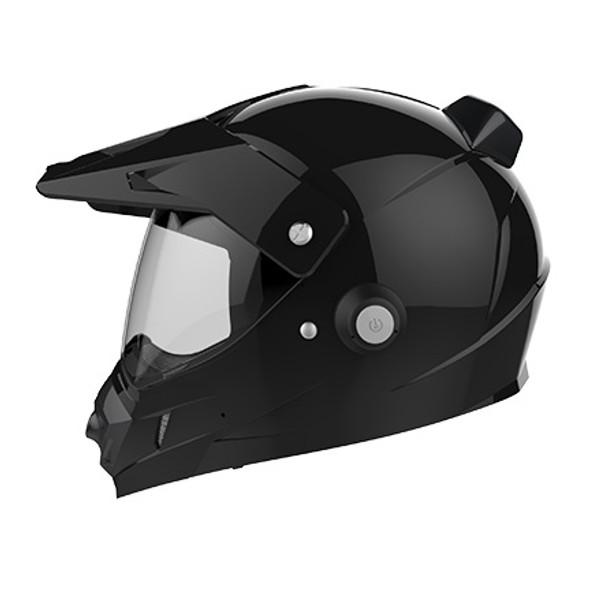 Airwheel C8 Smart Bike Helmet with Built-in Camera & Speakers - Black