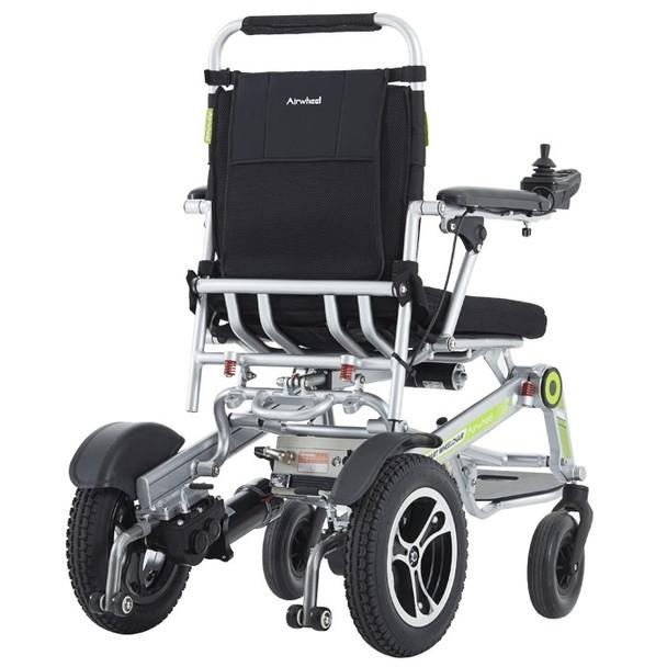Airwheel H3T Electric Smart Self Folding Wheel Chair (Black / Silver)