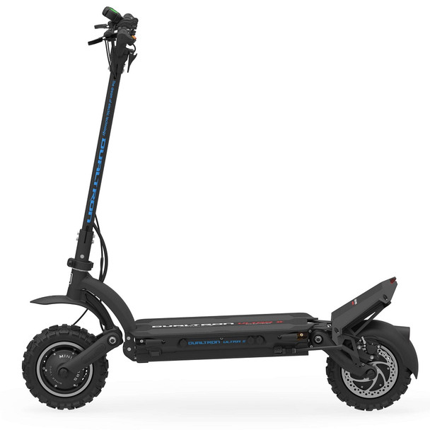 Dualtron Ultra II - Dual Wheel Drive Electric Scooter - 6640W Dual Motor / 2520Wh Battery