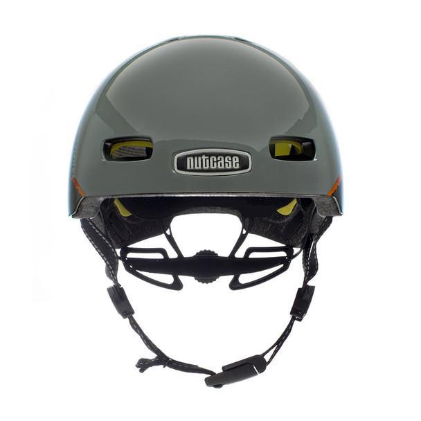 Nutcase Helmet ST20-G403 Street Mt. Hood Gloss MIPS - S