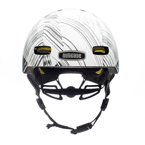 Nutcase Helmet ST20-G409 Street Granite Gloss MIPS - M
