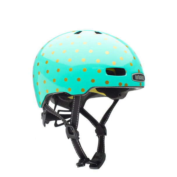 Nutcase Helmet LN20-G414 Little Nutty Sock Hop Gloss MIPS - Youth